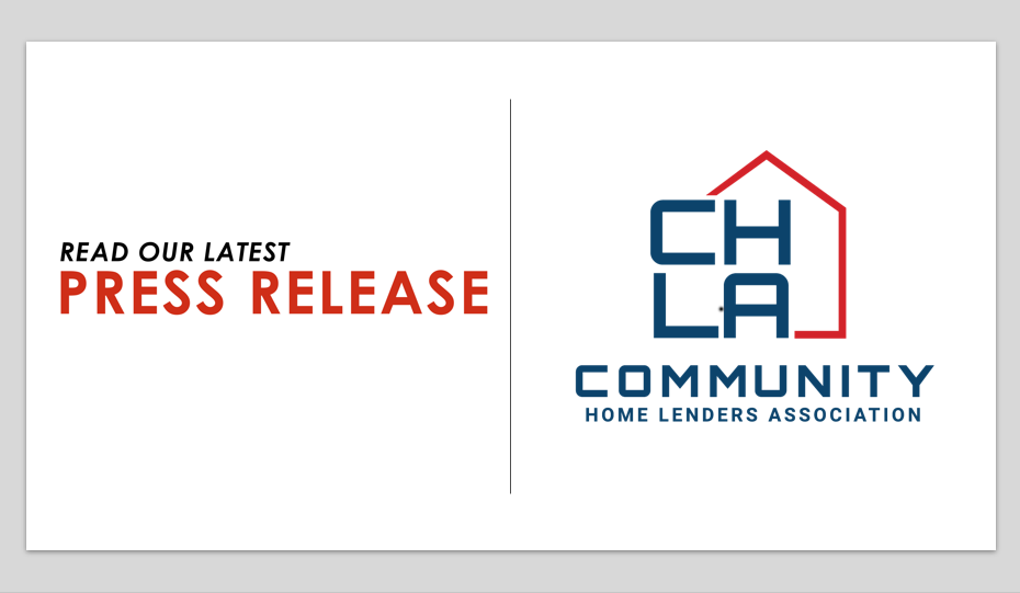 CHLA in the News – Community Home Lenders Association (CHLA)